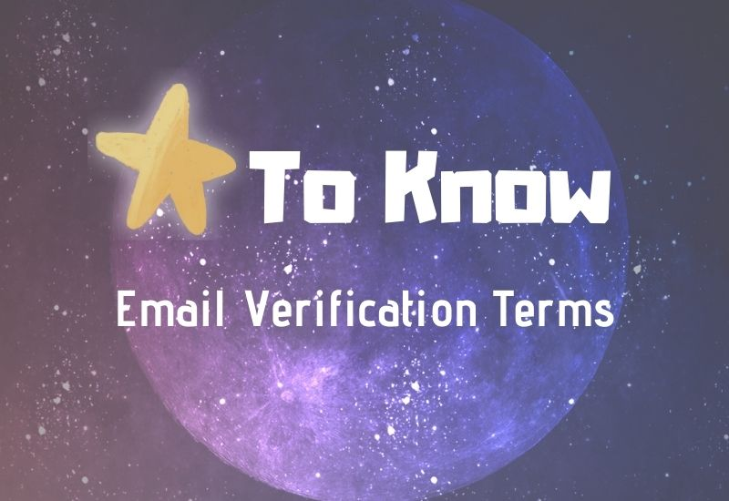 Email verification free terms