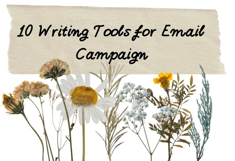 10 writing tools for email marketing Campaign