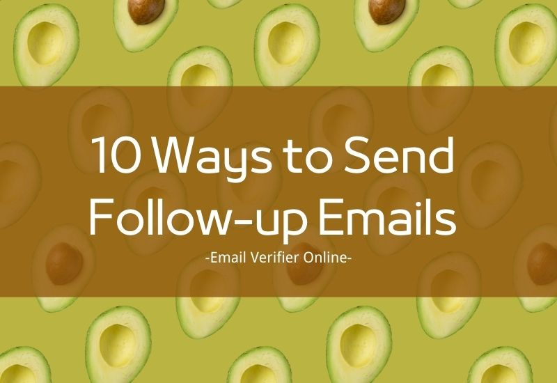 follow-up emails cover